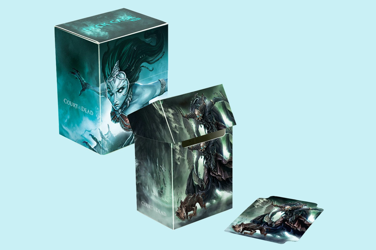 UG Court of the Dead Deck Cases (Preorder)