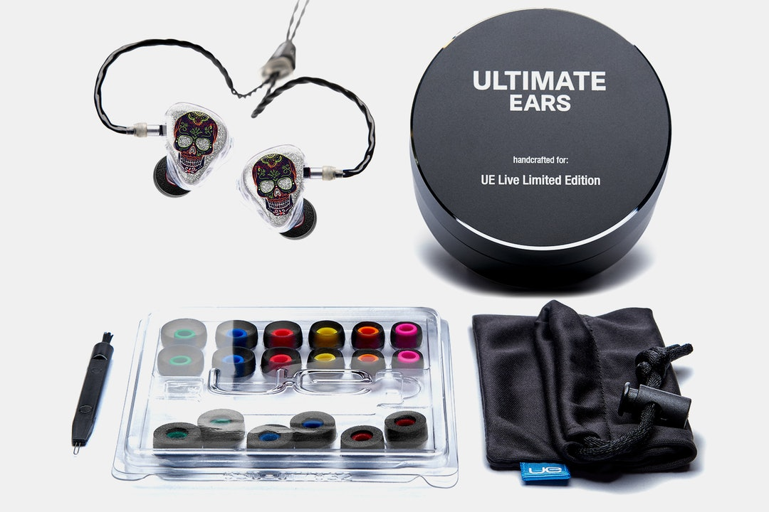 Ultimate Ears Live Universal-Fit IEM