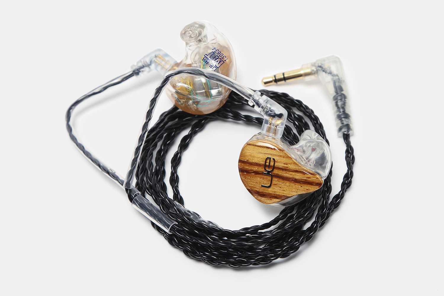 Ultimate Ears Reference Remastered Zebrawood CIEM