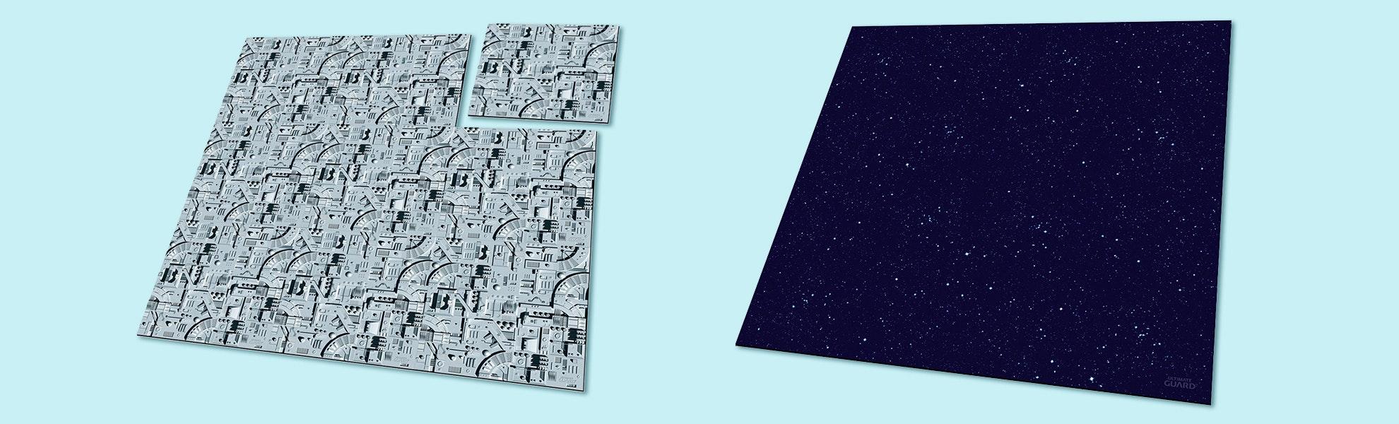 Ultimate Guard 3' Battle Mat and Tiles Bundle