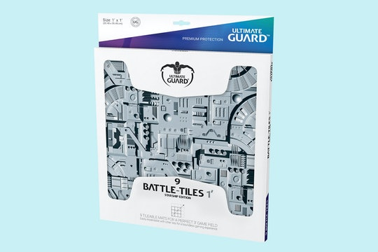 Ultimate Guard 3' Battle Mat and Tiles Bundle