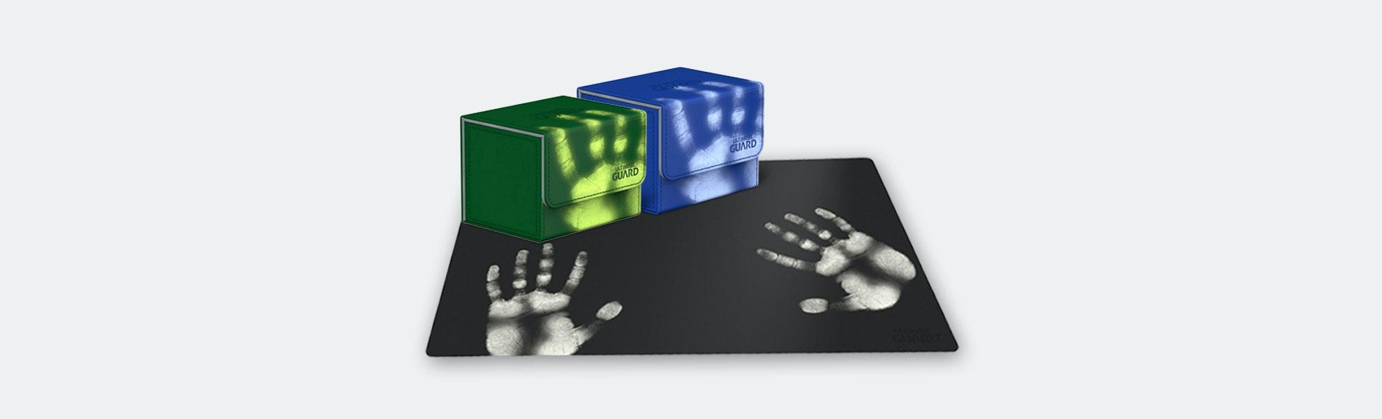 UG ChromiaSkin Deck Box & Playmat Bundle