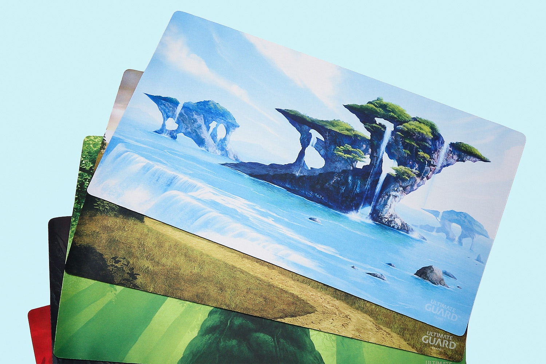 Ultimate Guard Lands Playmats & Deck Case Bundle