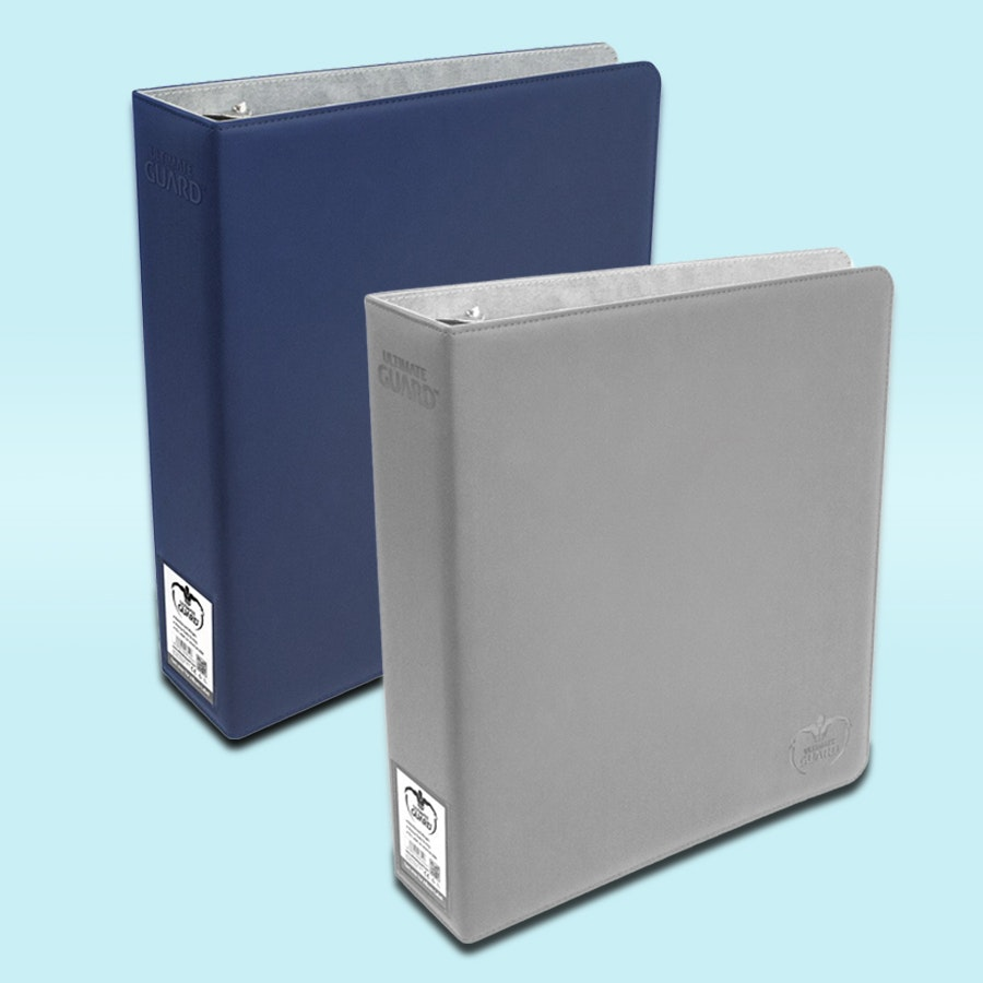 Ultimate Guard Supreme 3-Ring Binder Slim & Large