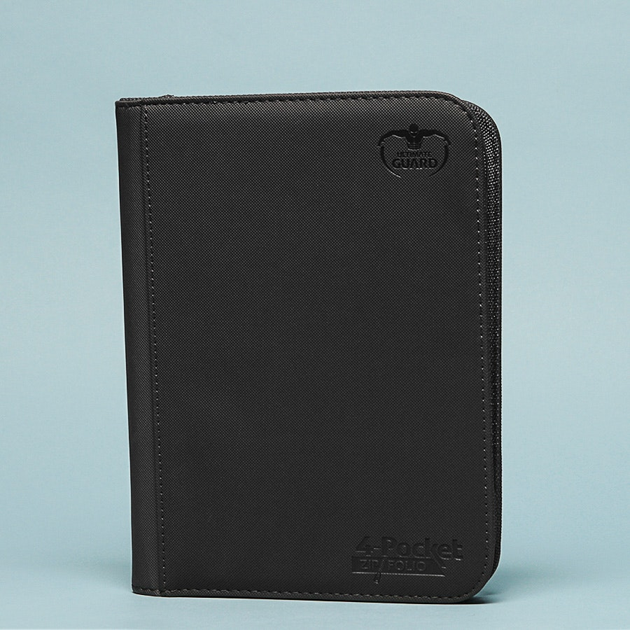 Ultimate Guard Xenoskin 4-Pocket Zipfolio