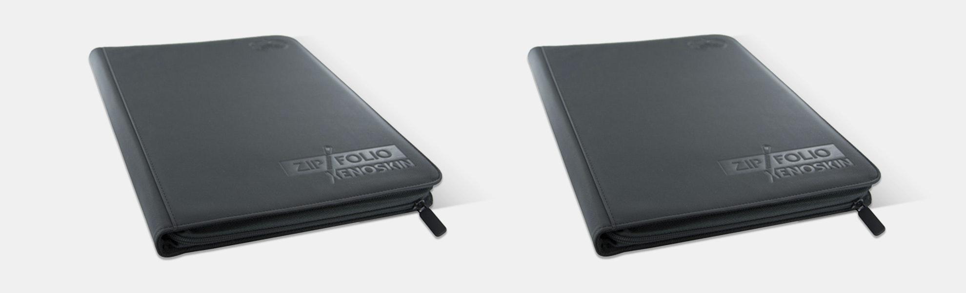 Ultimate Guard Xenoskin 9-Pocket Zipfolio (2-Pack)