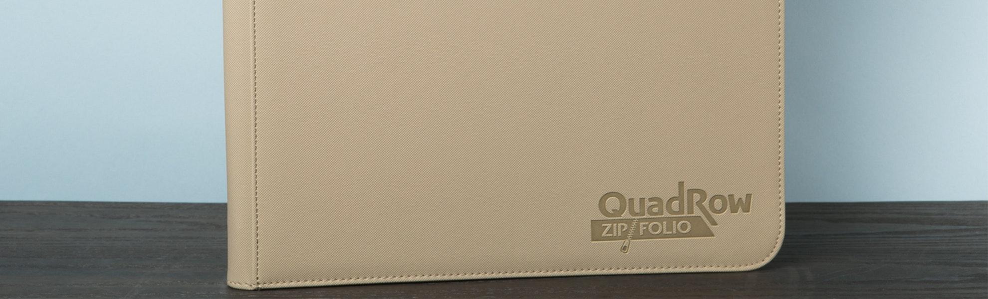 Ultimate Guard QuadRow Zipfolio