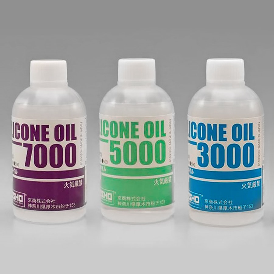 Ultimate Oil Bundle (Differential and Shock Oils)