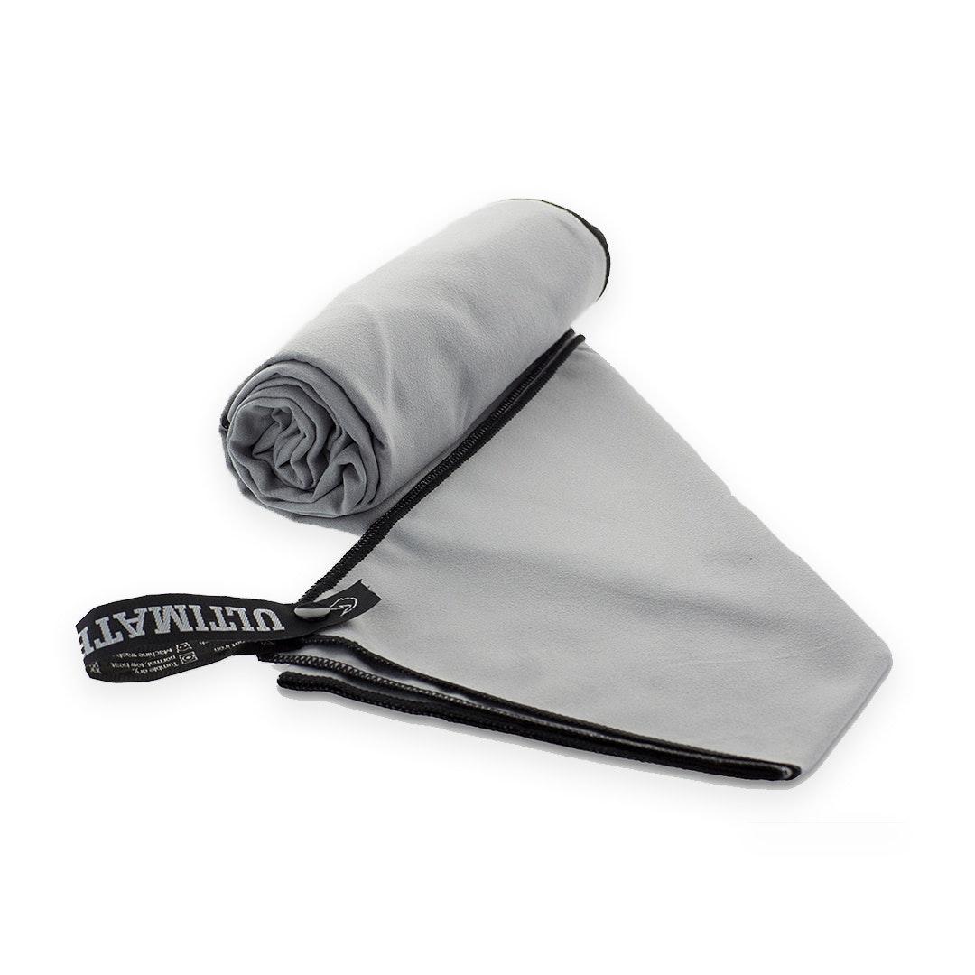 Ultimate Towels Microfiber Travel Towels (3-Pack)