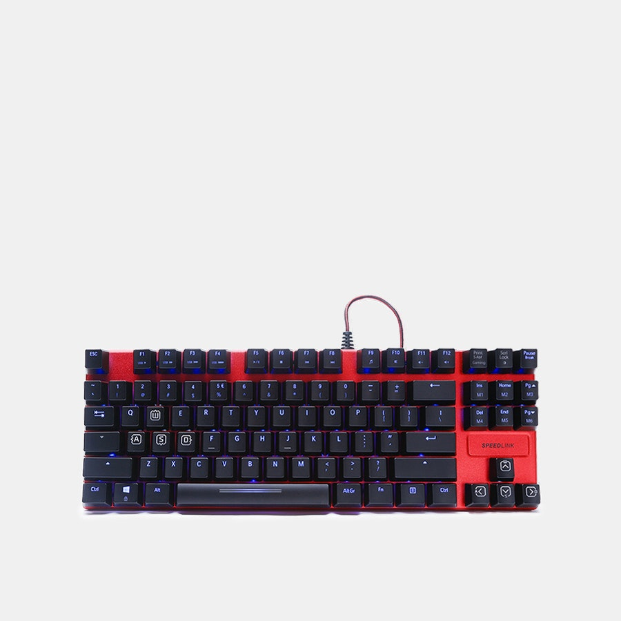 Ultor Illuminated Mechanical Gaming Keyboard