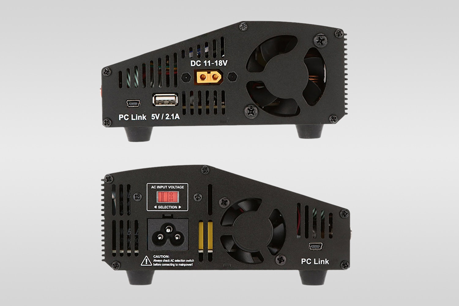 Ultra Power UP120AC Duo Dual Port Charger