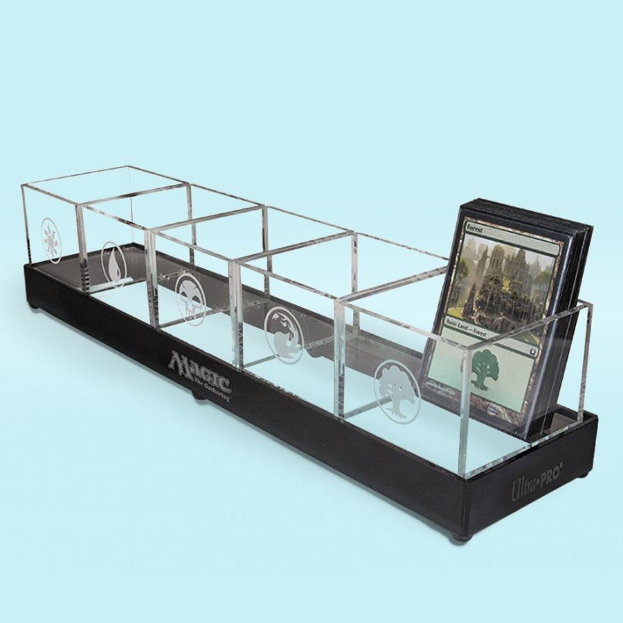 Ultra Pro Acrylic Land Caddy for MTG