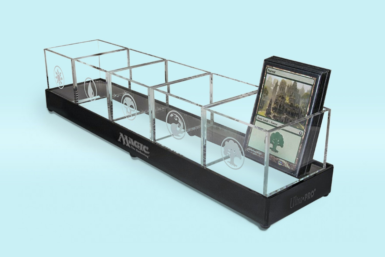 Ultra Pro Acrylic Land Caddy for MTG