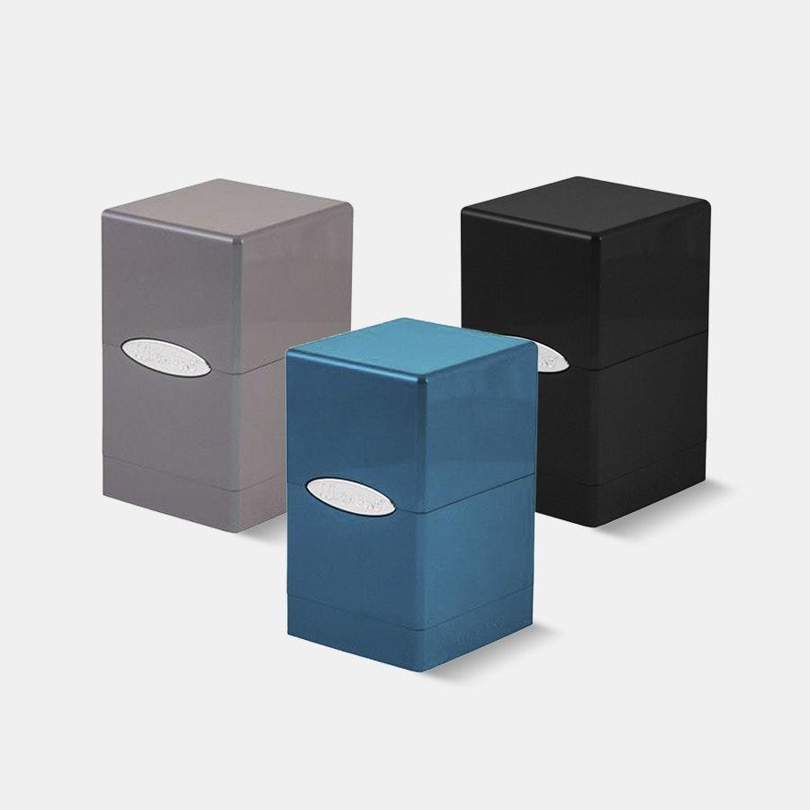 Ultra Pro Satin Tower Deck Box (3-Pack)