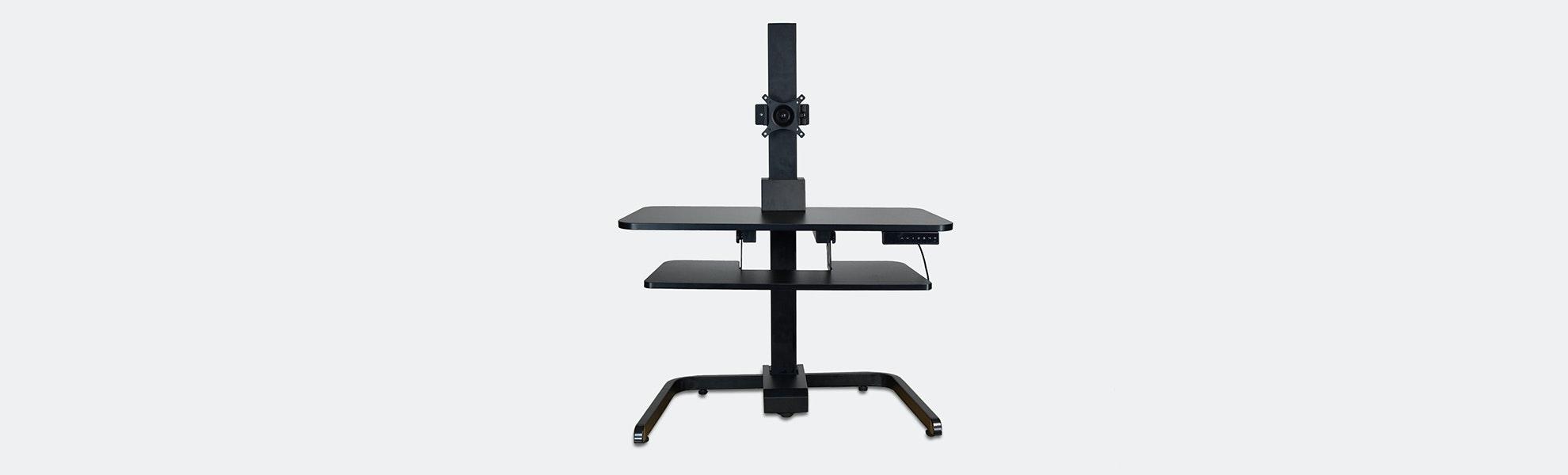 Uncaged Ergonomics Electronic Sit/Stand Desk