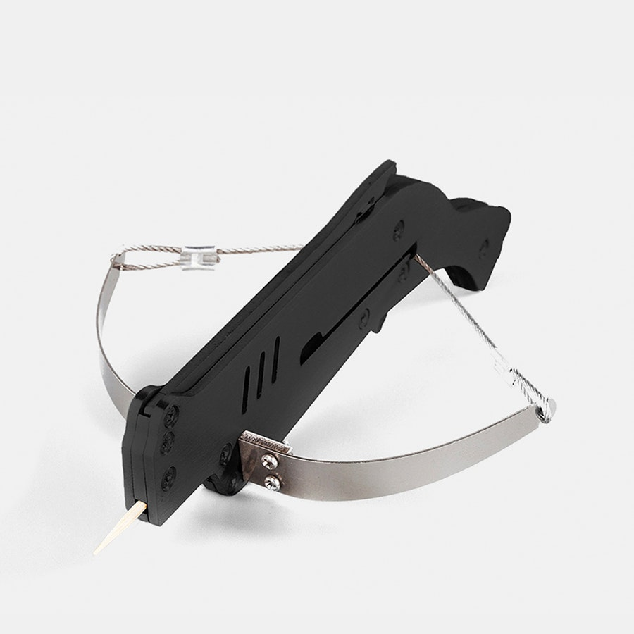 Uncommon Carry Black Ace Sniper Toothpick Crossbow