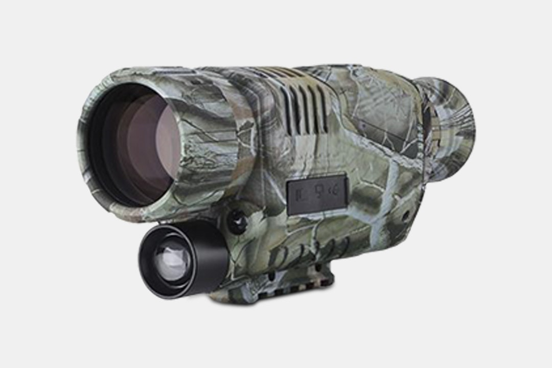 Uncommon Carry Night-Vision Monocular Camera