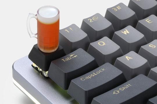 Unique Keycaps Beer Artisan Keycap