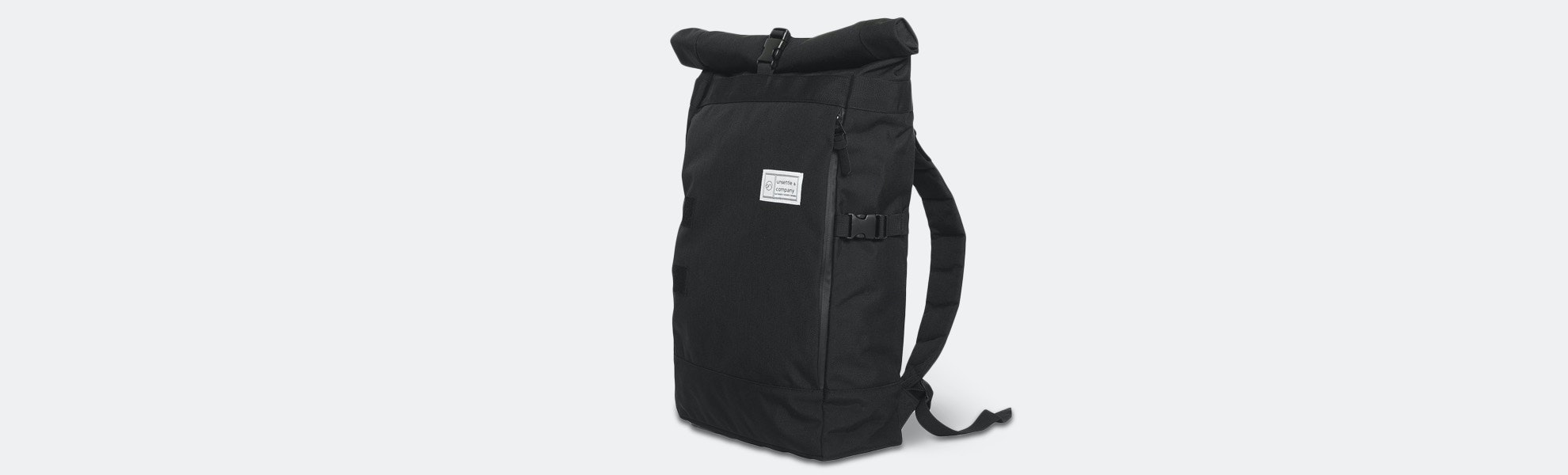 Unsettle & Co. Commuter Roll-Top Backpack 2.0