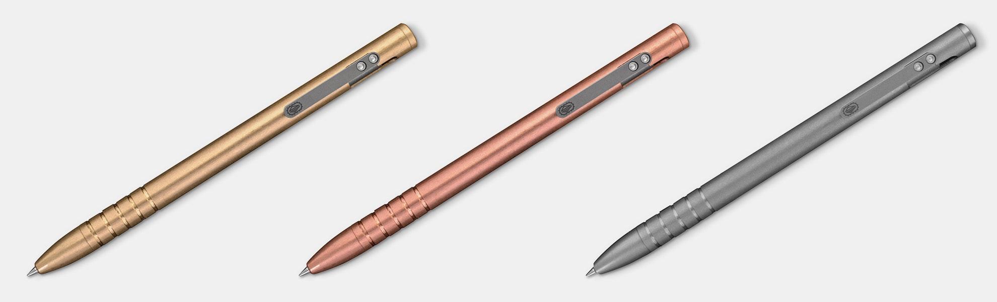 Urban Survival Gear TiScribe-Bolt Pens (Version 2)
