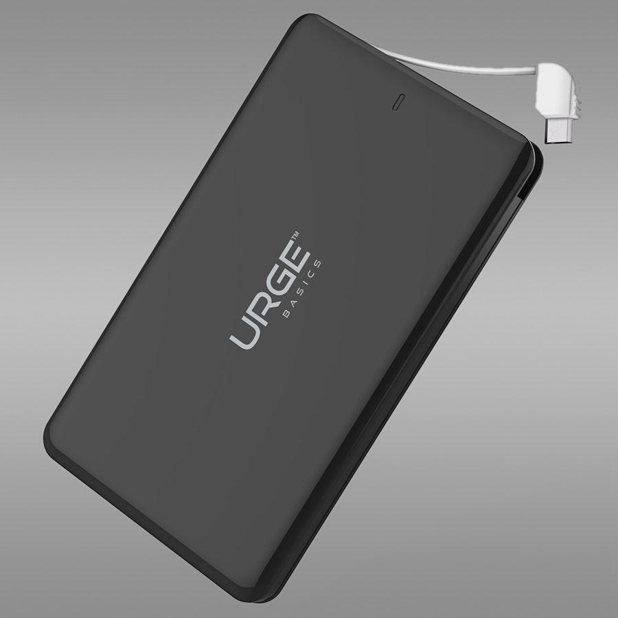 Urge Ultra Slim 4,000-mAh Powerbank w/Micro USB