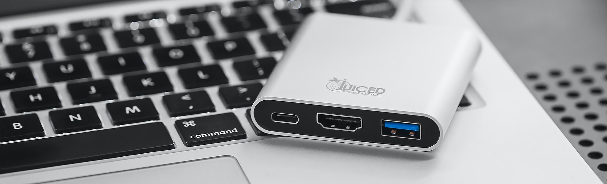 Juiced USB-C Multiport HDMI Display Adapter