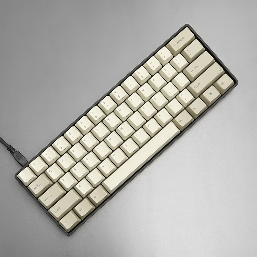 V60 Matias Mini Keyboard