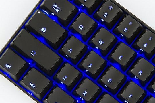 V60 Mini Mechanical Keyboard