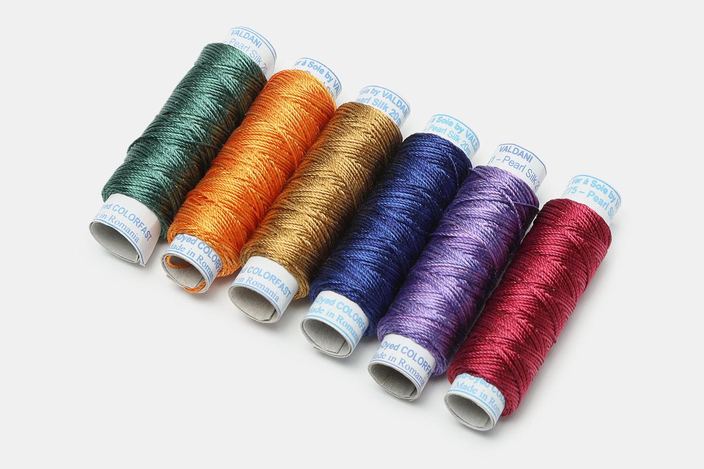 Valdani Pearl Silk Collections
