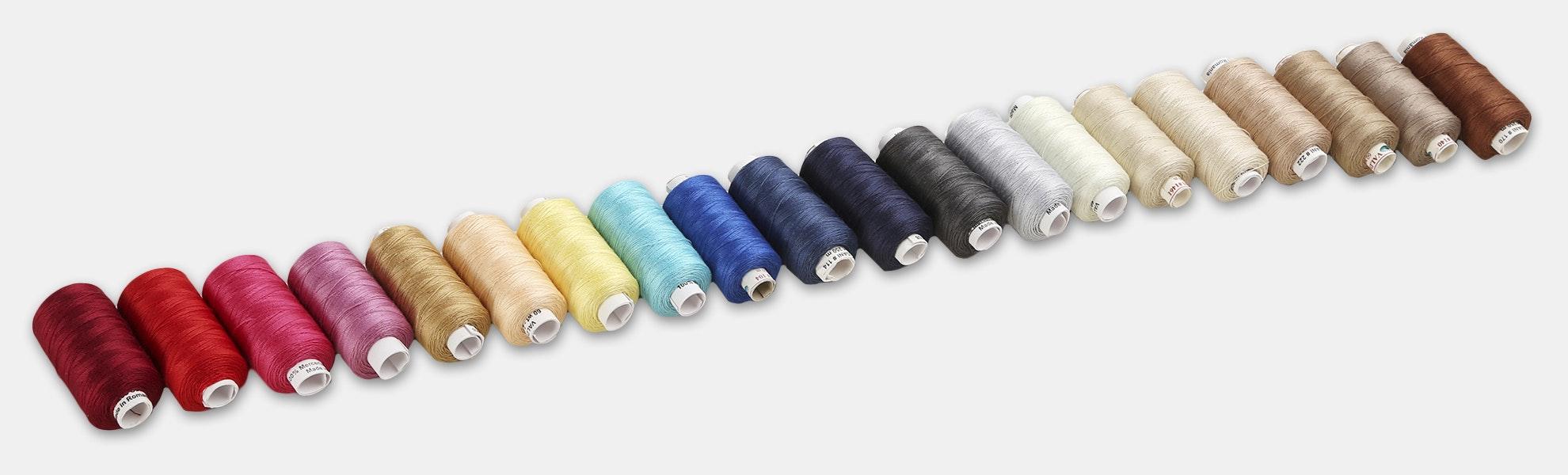 Valdani Wonderful Assortment Solid Thread