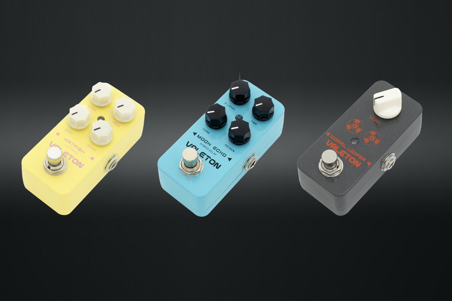 Valeton Effects Pedals