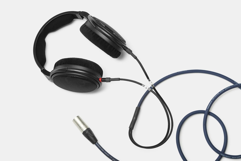 Van Damme Audio Instrument & HD 6XX Cables