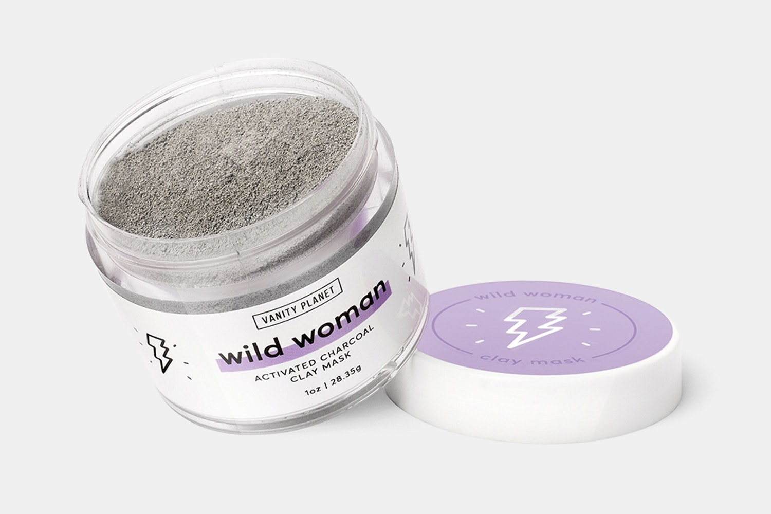 Wild Woman Activated Charcoal Clay