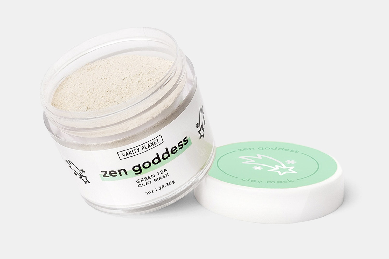 Zen Goddess Green Tea Clay