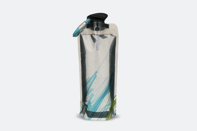 Water Bottle (Single) – Element – Grey – 1L (+$1)