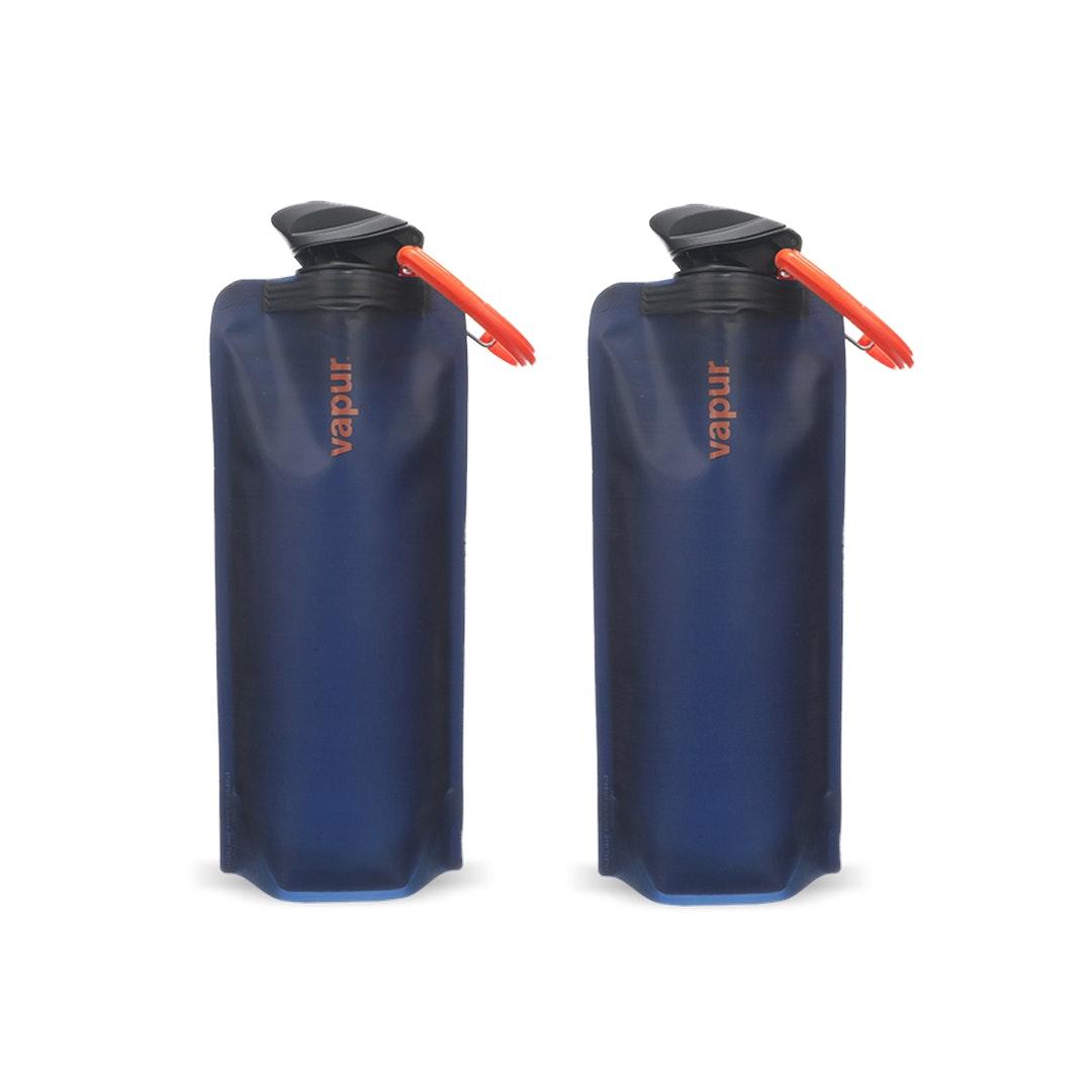 Vapur Assorted Water Bottles (2-Pack)