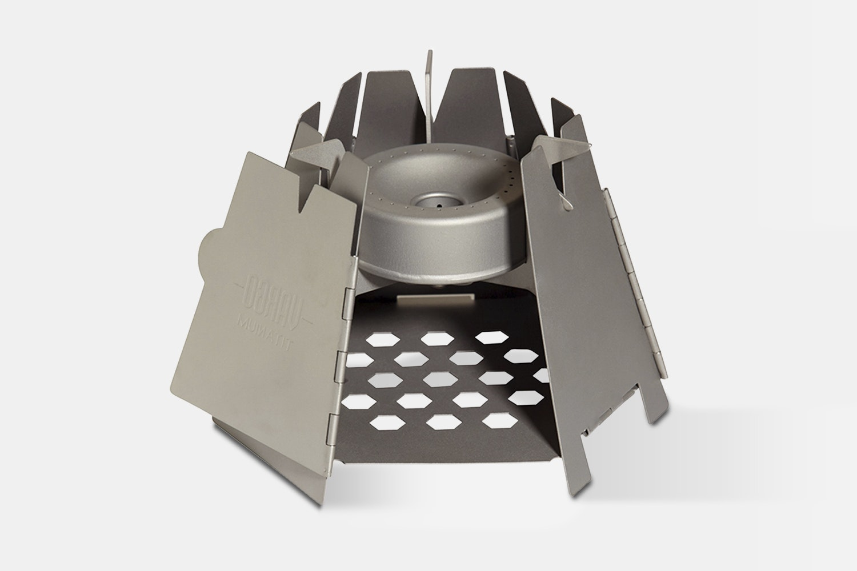 Vargo Titanium Converter or Hexagon Wood Stove