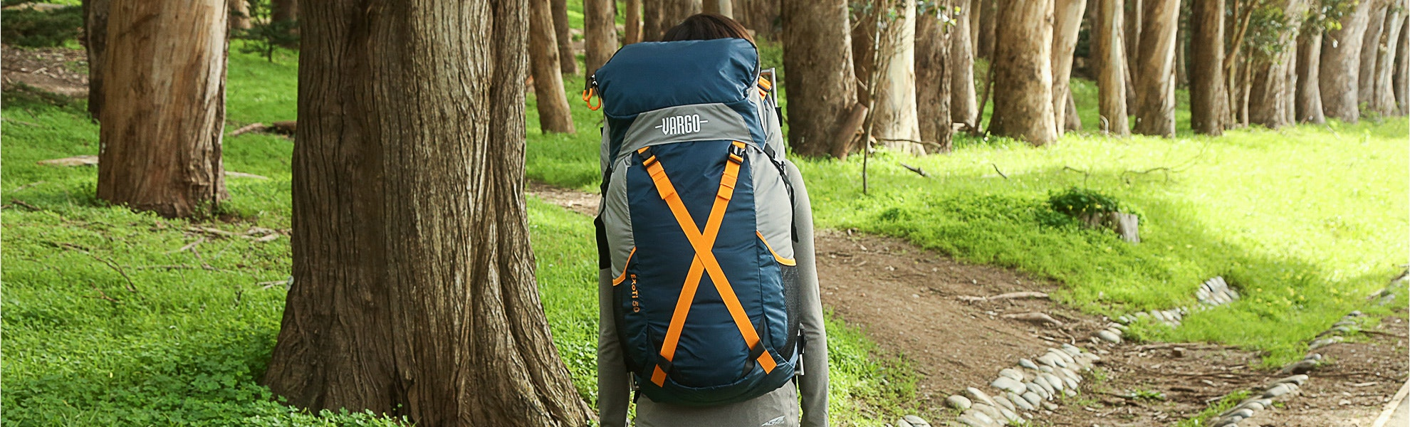 Vargo ExoTi 50 Backpack