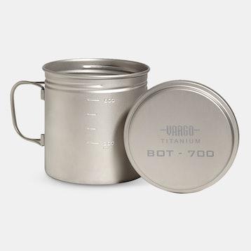 Vargo Titanium BOT Bottles/Pots