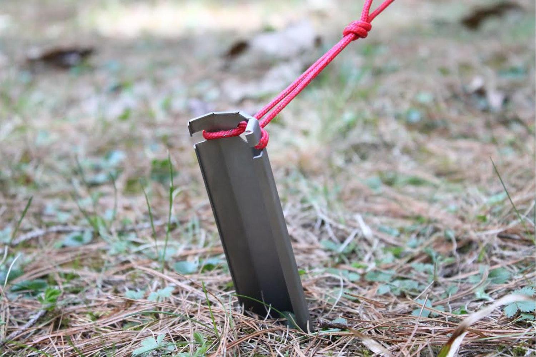 Vargo Titanium Dig Dig Tool