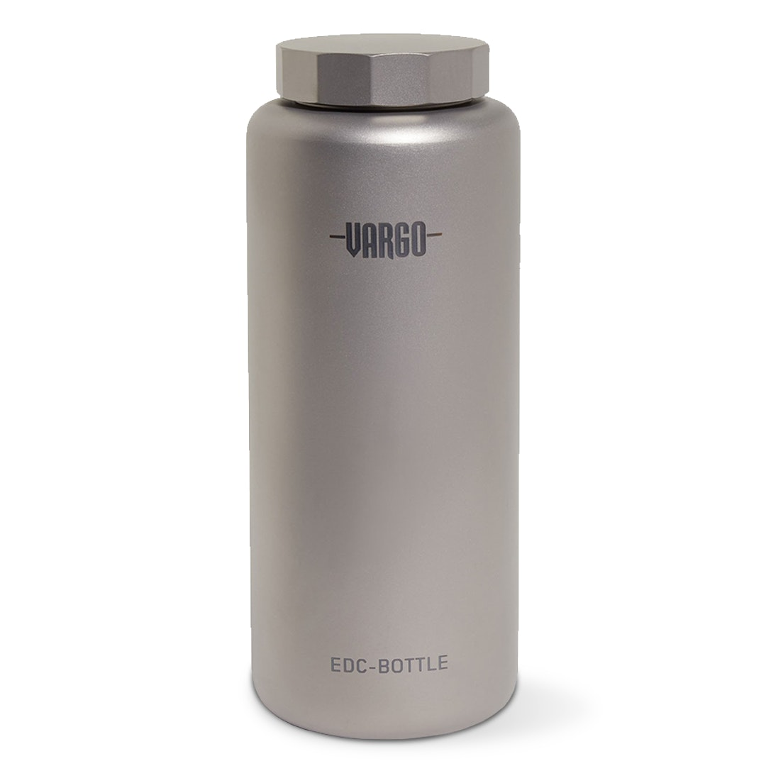 Vargo Titanium EDC Water Bottle