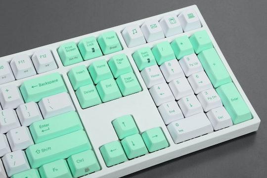 Varmilo 2-Tone PBT Dye-Sub Keycap Set