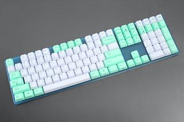 Mint (White/Green)
