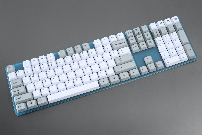 Dove (White/Gray)