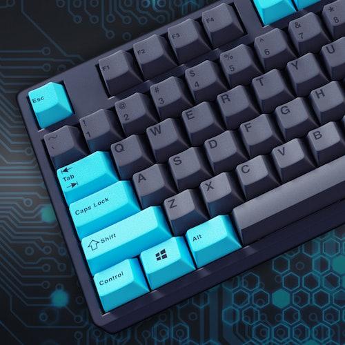 Varmilo Custom Cyan Keycap Set | Price & Reviews | Drop