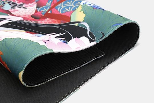 Varmilo Koi Large Stitched Deskmats