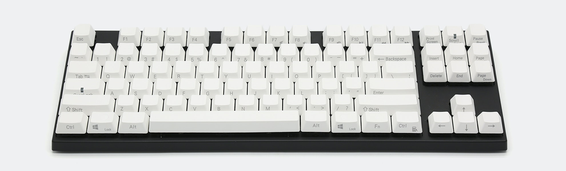 Varmilo Milk White VA87M / 108M Mechanical Keyboard