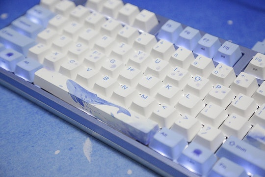 Varmilo Sea Melody Aluminum Mechanical Keyboard