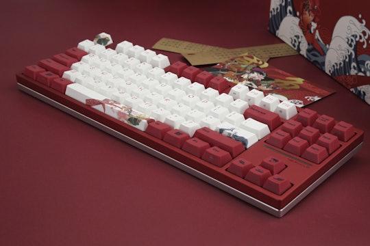 Varmilo Sword 87 Koi Aluminum Mechanical Keyboard