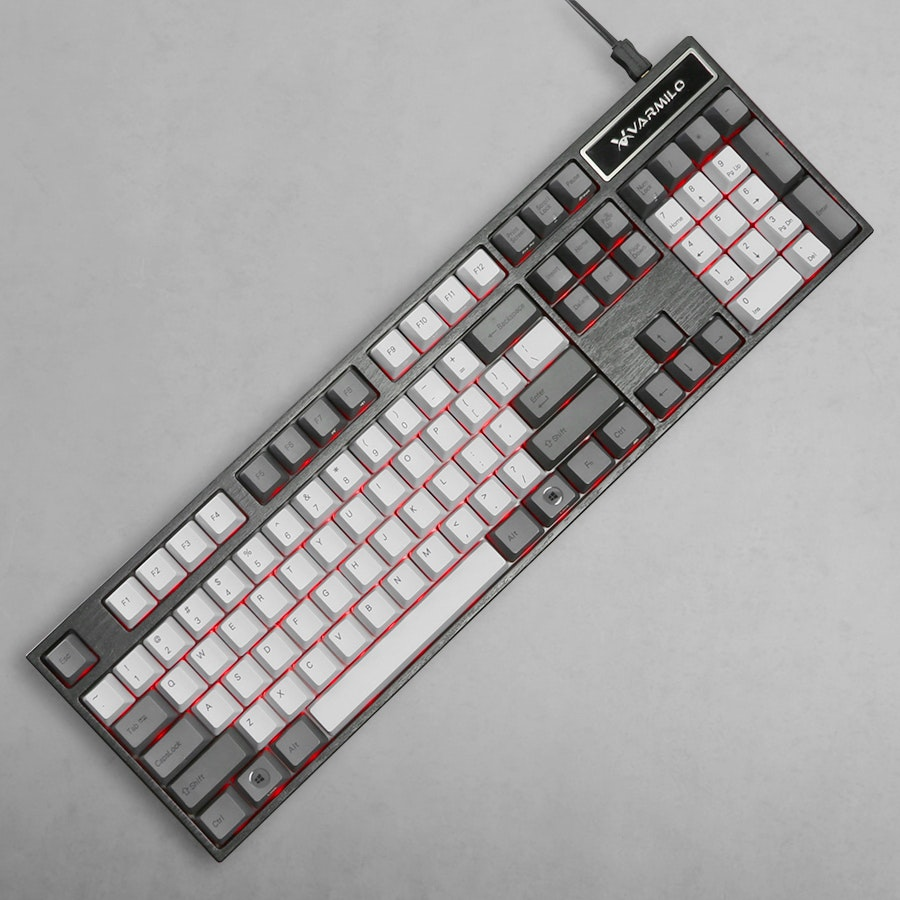 Varmilo VA104 Full Size Mechanical Keyboard